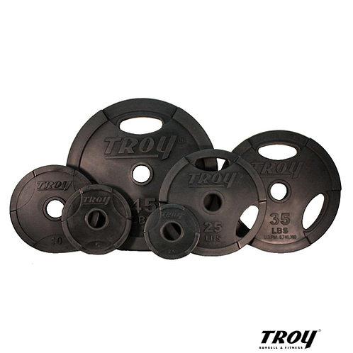GO Urethane Grip Plates (Troy Barbell)