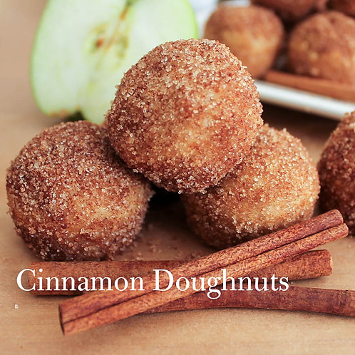 Cinnamon Doughnuts  Fidget Sniffer