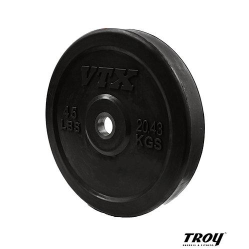 VO-SBP Black Bumper Plates (Troy Barbell)