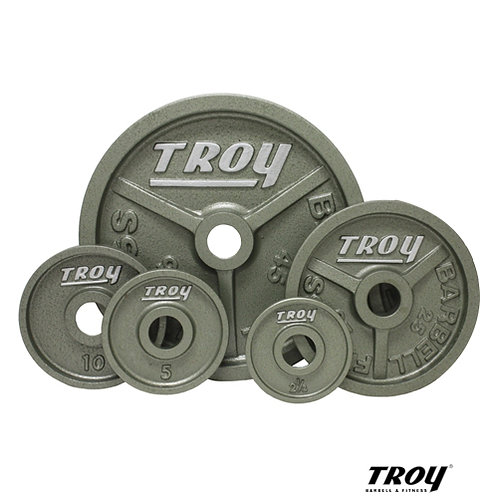 GO Free Weights (Troy Barbell)