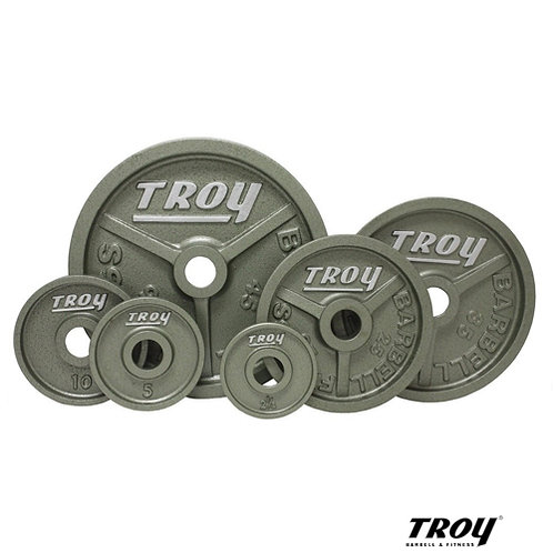 HO Wide Flange Steel Plates (Troy Barbell)