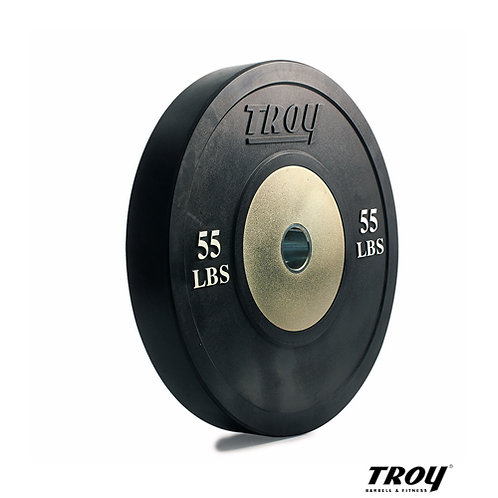BO-SBP Competition Bumper Plates (Troy Barbell)