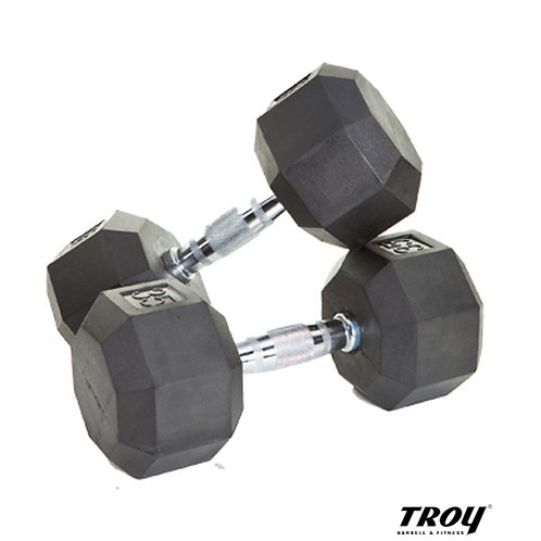 SD-R Steel Handled Dumbbell (Troy Barbell)
