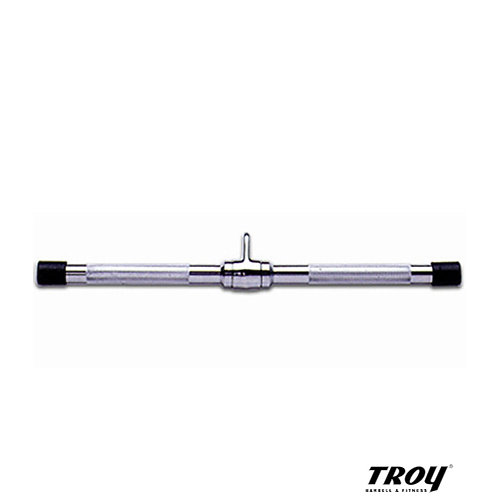 "20"" Multi-Purpose Economy Straight Bar with Swivel (Troy Barbell)"