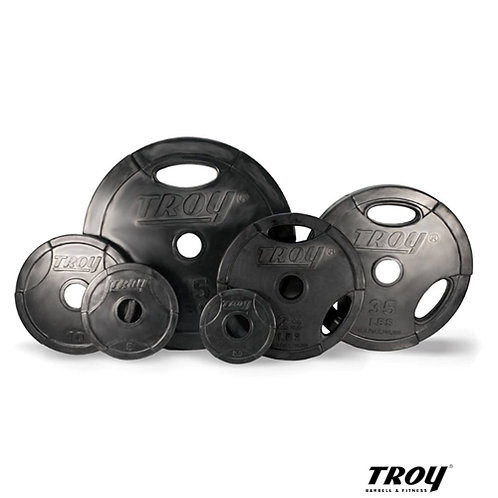 GO Rubber Grip Plates (Troy Barbell)