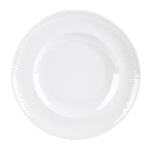 "Porland Academy Dinner Plate 10"""