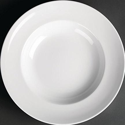 "10"" Pasta Plate"