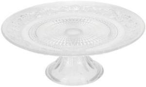 Cake Stand (single glass tier)