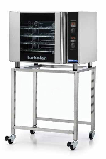 Blue Seal Gastro Fan Oven (on stand)