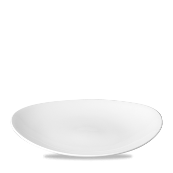 "Orbit Oval Coupe Plate 9 1/2"""