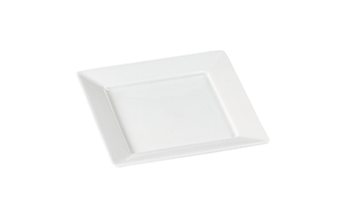 "Crockery Platter 12""x12"""