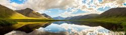 Alaska Gaedeke lake