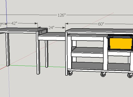 Table Saw Nesting Bench Plans