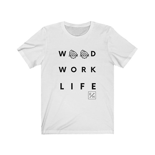 CANADIAN WOOD WORK LIFE Maker Tee