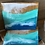 Thumbnail: Resin Ocean Coasters (maple plywood base)