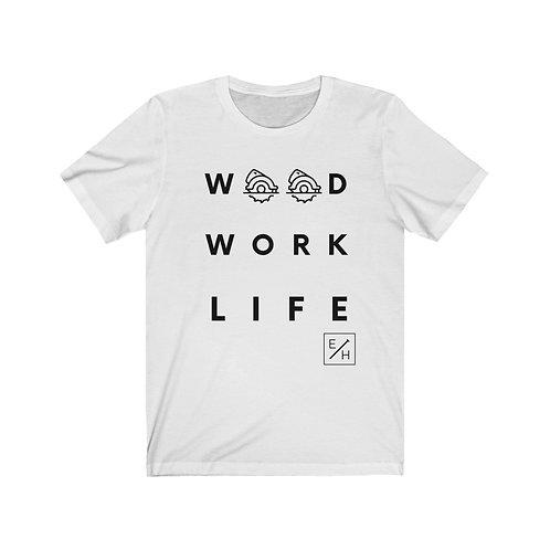 USA WOOD WORK LIFE Maker Tee