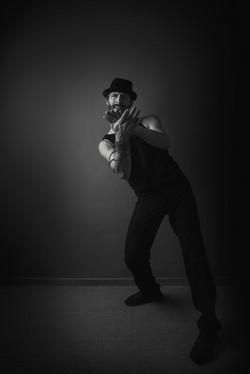 Txus Eguílaz _ Body Percussionist