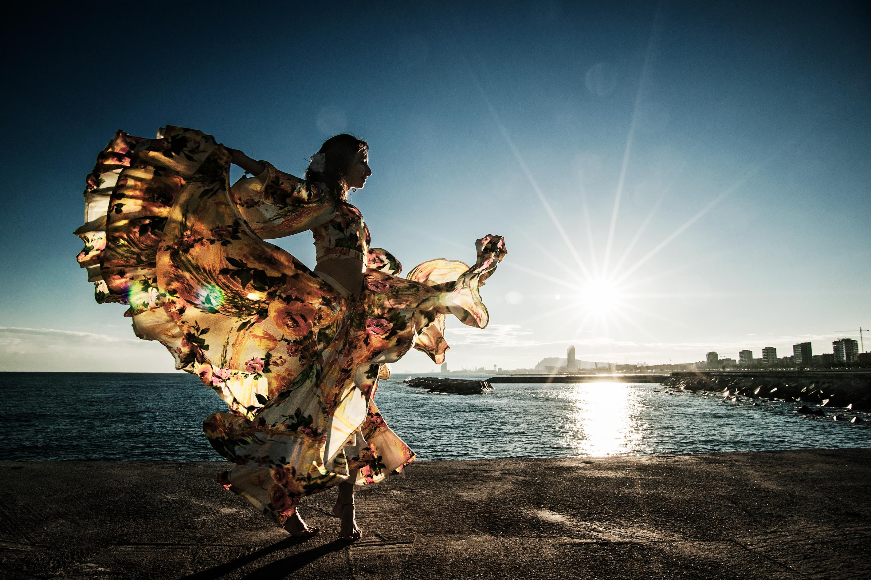 Claudia Llanos _ Dancer