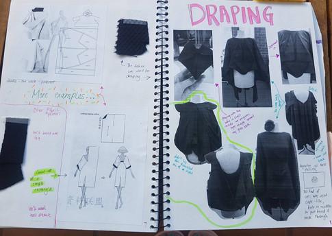 Visual diary p2