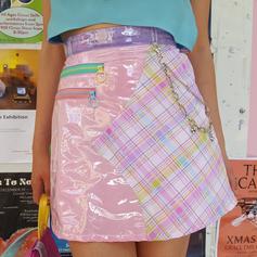 Pastel Punk Skirt Close-Up by Nicole Candeloro