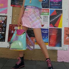 Pastel Punk Design by Nicole Candeloro