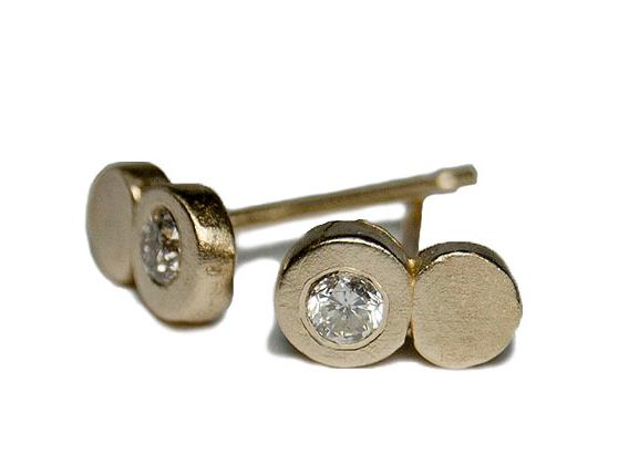 Minnie Stud Earrings