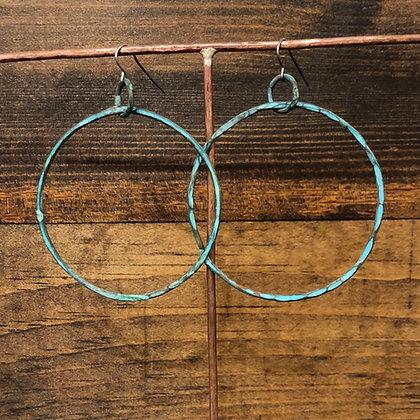 Single Hoop Earrings