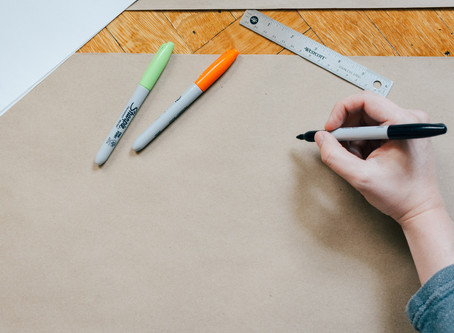 How to Blast Through the Fear of Sketching