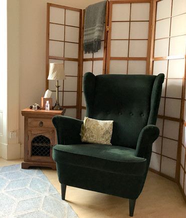 Dundee Therapy Room