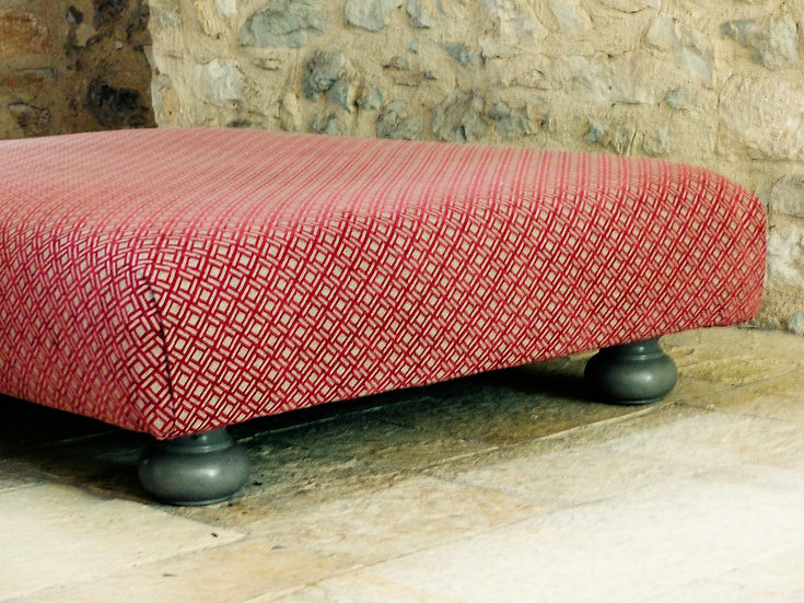 Contemporary Footstool - Sold