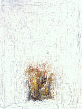 Voices in the Wind (48x36, oil; 1999)