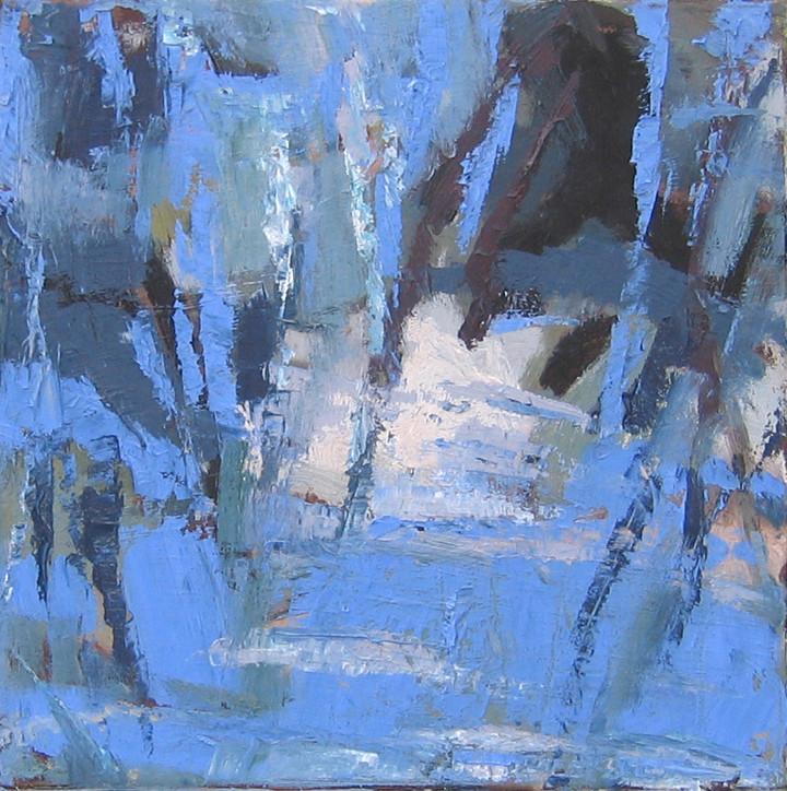 Winters Tale (12x12, oil; 2013)