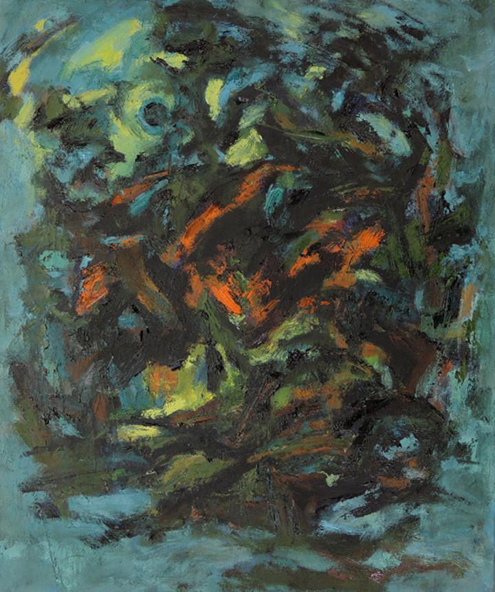 Owl's Rest (24x20, oil; 2013)