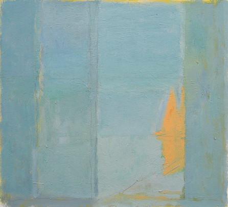 Seaview 3 (15x17, oil; 2005)