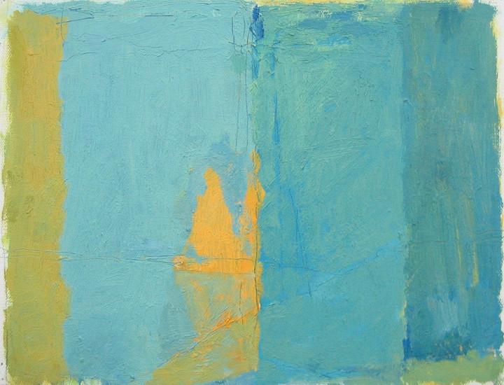 Seaview 2 (9x11, oil; 2006)