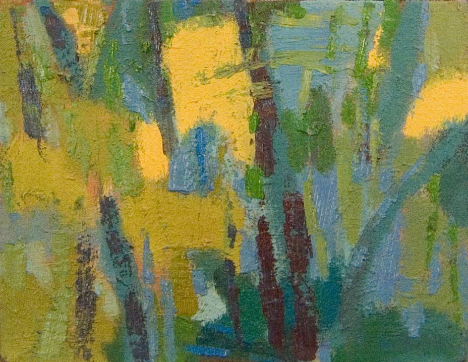 Morning Haiku (8x10, oil; 2013)