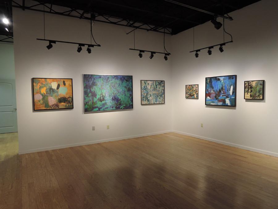 New Work, Spectrum Gallery