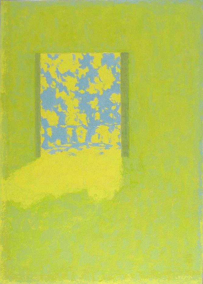 Terasa (42x30, oil; 2004)