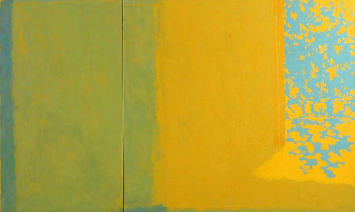 Terasa 2 (37x61, oil; 2004)