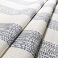 Lulworth Stripe Fabric - Cobalt.png