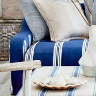Lytham Stripe Fabric - Cobalt.png