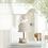 """Thumbnail: Deko-Hasen """"Family Hoppel"""" Pastell-Taupe als 3-er Set"""