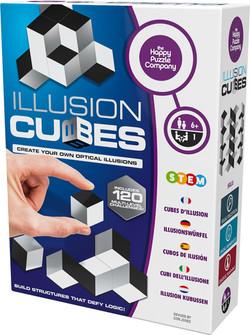 Illusion Cubes box