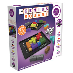 The Genius Square Box