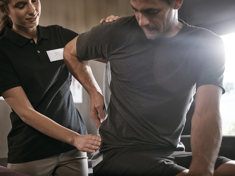 Testimonial : More than the pinched nerve