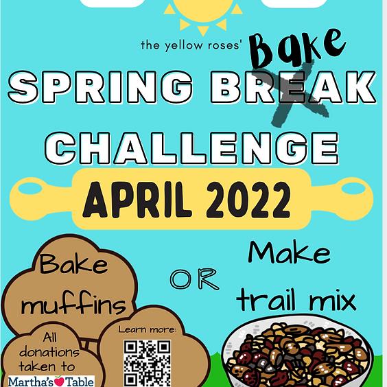 Spring Bake Challenge