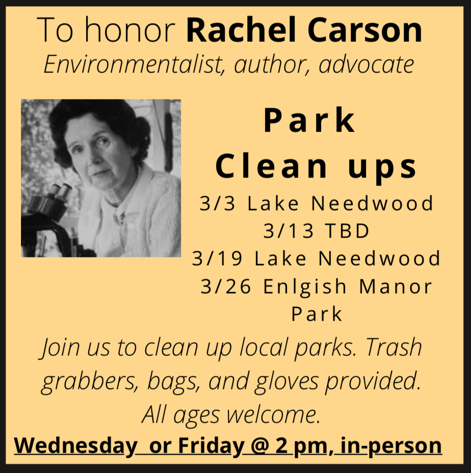 Park Clean Ups