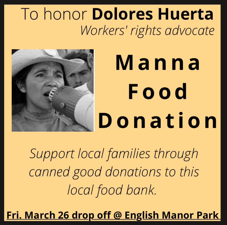 Manna Food Donation
