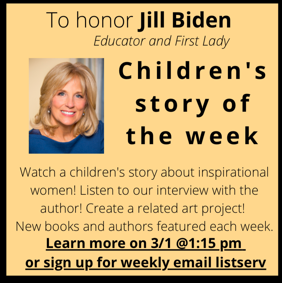 Childrens story of the week
