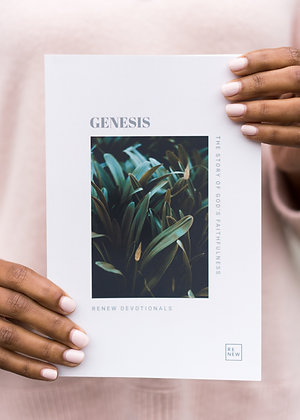 Genesis Study Book